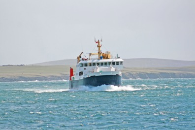 Orkney-Ferry