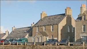 The Westray Surgery at Gill Pier