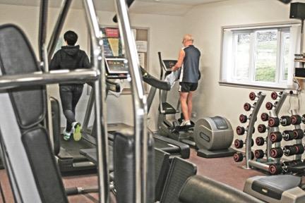 Healthy Living Centre - Gym