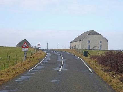 Westray Parish Kirk