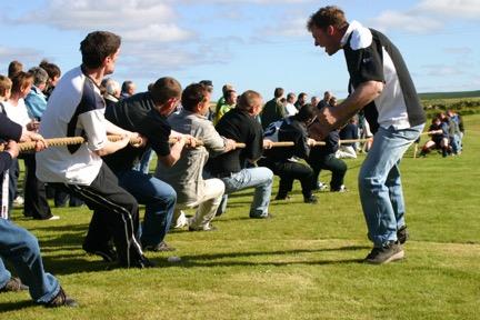 Westray Sports Day